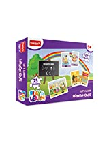 Play & Learn Let's Learn Homophones, Multi Color