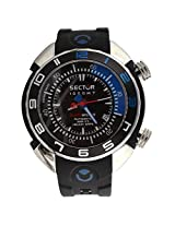 Sector Black Analog Men Watch R3251178025