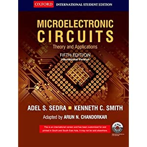 Microelectronic Circuits: Theory and Applications