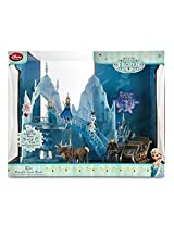 Disney - 2015 Elsa Musical Ice Castle Play Set - New in Box
