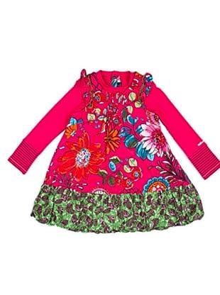 Cattimini Vestido Ethnique (Rosa)