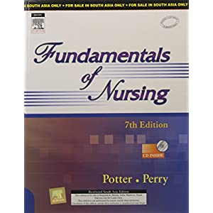 Fundamentals Of Nursing CD Inside (Old Edition)