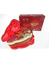 Ads Fashion colour Kit Make you fantasticly charming sexy Beauty Makeup Kit-A8042-GCI