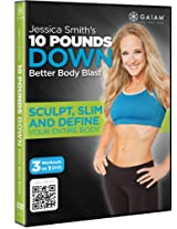 10 Pounds Down with Jessica Smith