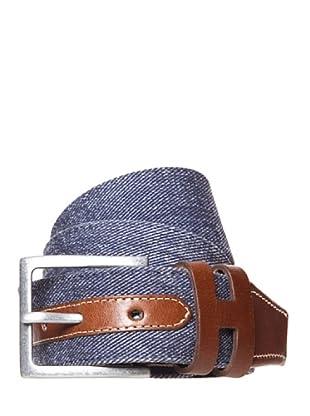 Hackett Cinturón Sport (Azul)