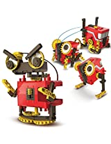 4 in 1 Educational Motorized Robot Kit