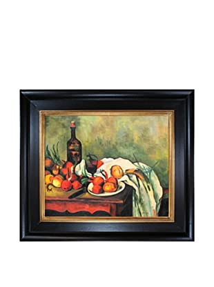 Paul Cézanne Still Life with Onions and Bottle