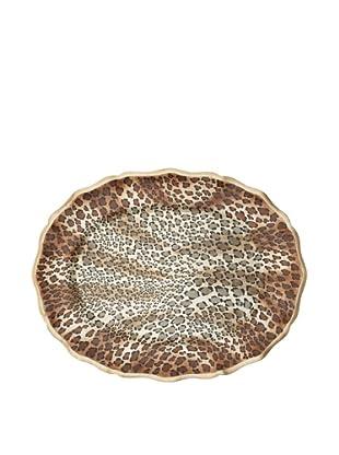 Castilian Extra-Large Tray (Leopard)