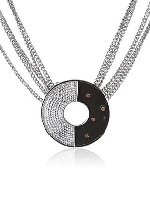 Elisabeth Landeloos Halskette Diamonds of Dew Saphir 42 cm