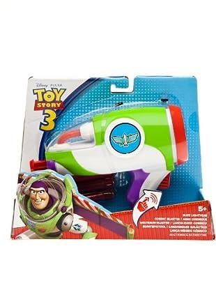 Mattel Disney Pistola Dardos Buzz Lightyear Lanzamisiles Galáctico