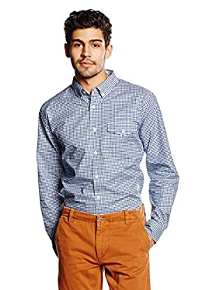 Dockers Hemd Stretch Oxford Ls Fitted