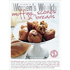 Muffins, Scones and Bread (The Australian Women's Weekly Essentials)
