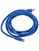 EVER-TECH Patch Cord Cat 6 In 3 Mts 1388895031 (Blue)