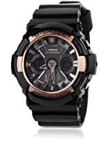 G-Shock Ga-200Rg-1Adr-G402 Black/Grey Analog & Digital Watch