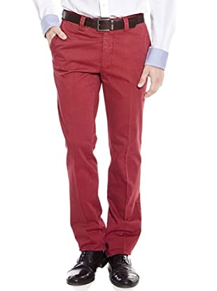 Hackett  Pantalón Clásico (Rojo)