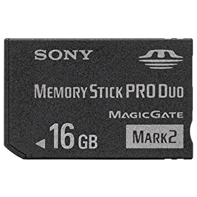 SONY [XeBbN Pro Duo Mark2 16GB MS-MT16G