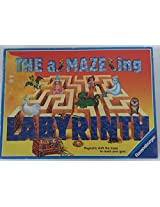 The A Maze Ing Labyrinth Ravensburger Boardgame