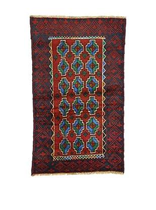 Eden Teppich Beluc mehrfarbig 85 x 144 cm
