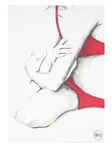 "Roberta Pinna Oneday 1, 11"" x 16"""