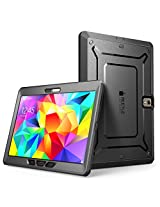 Samsung Galaxy Tab S 10.5 Case, SUPCASE [Heavy Duty] Case for Galaxy Tab S 10.5 Tablet [Unicorn Beetle PRO Series] Full-body Rugged Hybrid Protective Cover with Built-in Screen Protector (Black/Black), Dual Layer Design + Impact Resistant Bumper