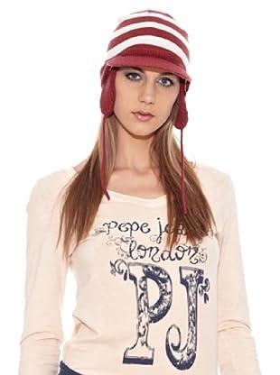 Pepe Jeans London Strickmütze Fortis Hat (Rot)