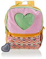 SkipHop Girls' Forget-Me-Not 3 Piece Backpack Set, Hearts, One Size