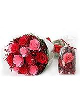Deco Aro Deco Floral bouquet-NDB561025
