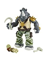 Teenage Mutant Ninja Turtles Mix and Match Rocksteady Figure