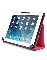 Kroo Universal Multi Fit 8 to 10-Inch Tablet Folio Case with Camera Fold, Magenta (MU10EGM1-8382)