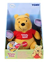 Disney - Pooh Soft Toy With Sound