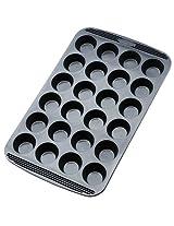 24 Cup Mini Muffin Pan Non Stick