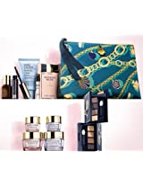 NEW Estee Lauder 2014 Fall 7 Pcs Skincare Makeup Gift Set $100 Value with Cosmetic Bag