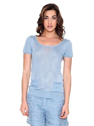 Pedro del Hierro Shirt Basic (Hellblau)