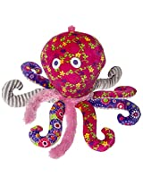 Mary Meyer Print Pizzazz Ivy Octopus Plush Toy