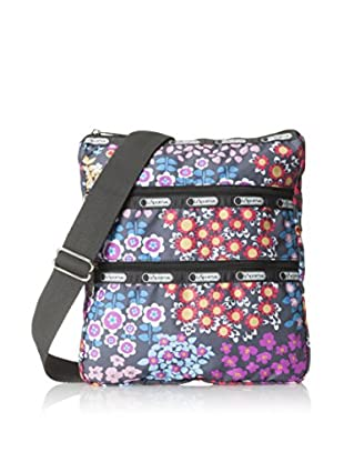 LeSportsac Women's Madison Cross Body Bag, Sugarland Floral