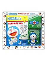 Doreamon First Gift Set, Multi Color