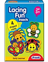 FRANK LACING FUN INSECTS AGE3+