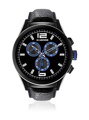 K&Bros Reloj 9455 (Negro)