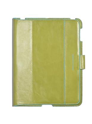 Piquadro Custodia iPad (Lime)