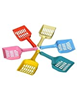 {Factory Direct Sale} Cute Pet Dog Cat Kitten Litter Scoop Waste Scooper Cleaning Clean Tool Random Color