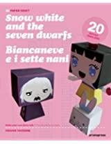 3D Paper Craft: Snow White and the Seven Dwarfs