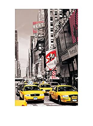 PHOTOGRAPHY COLLECTION - Times Square II (Panel Decorativo 115x175 cm)
