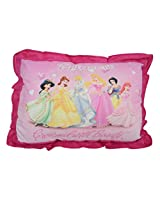 Thefancymart Pink & Red Designer Kids Pillow - 1