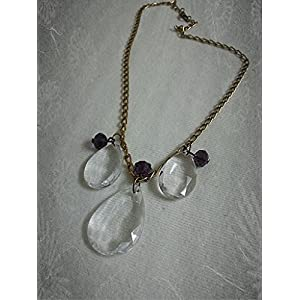 Knickknack Endearing Crystal Necklace