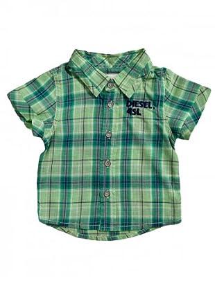 Diesel Kid Hemd Chasmyb Baby (Grün)