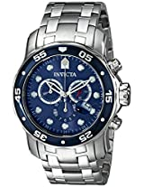 Invicta Analog Blue Dial Men's Watch - 70