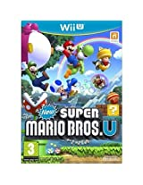 Video Games : Super Mario Bros (Wii U)