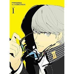 ペルソナ4 1 【完全生産限定版】 [Blu-ray] (Amazon)
