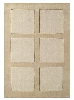 DAC Alfombra Square Beige 170 x 240 cm, diseñada por Atelier