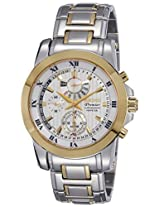 Seiko Premier Chronograph White Dial Men's Watch - SPC162P1